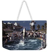 The Original Shamu Orca Sea World San Diego 1967 Weekender Tote Bag