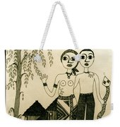 The Original Sin Weekender Tote Bag