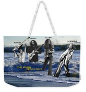 The Other Beach Boys Weekender Tote Bag