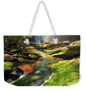 The Other Falls Weekender Tote Bag