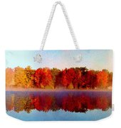 The Other Side... Weekender Tote Bag