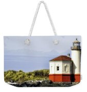 The Other Side Of The Coquille River Weekender Tote Bag