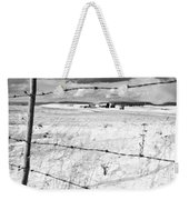 The Other Side Of The Fence Weekender Tote Bag