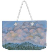 The Other Side Of The Sunset Weekender Tote Bag
