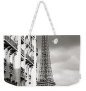 The Other View Of The Eiffel Tower Weekender Tote Bag