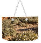 The Outcropping Weekender Tote Bag