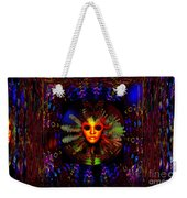 The Outer Limits  Weekender Tote Bag