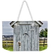 The Outhouse - 2 Weekender Tote Bag