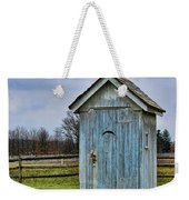 The Outhouse - 4 Weekender Tote Bag