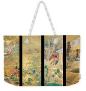 The Outskirts Of Kyoto Throughout The Season Weekender Tote Bag