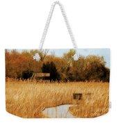 The Overlook Weekender Tote Bag by Lois Bryan