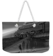 The Overpass 2 Panoramic Weekender Tote Bag