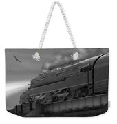 The Overpass Weekender Tote Bag