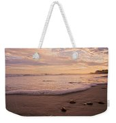 The Pace Of Topsail Weekender Tote Bag