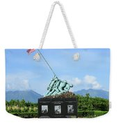 The Pacific War Memorial On Marine Weekender Tote Bag