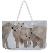 The Pack Weekender Tote Bag