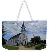The Painted Churches Weekender Tote Bag