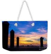 The Painted Sky Weekender Tote Bag