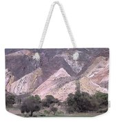 The Painters Palette Jujuy Argentina Weekender Tote Bag