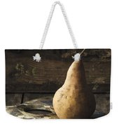 The Painter's Pear Weekender Tote Bag