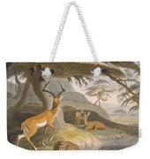 The Pallah, 1804-05 Weekender Tote Bag