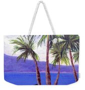 The Palms Weekender Tote Bag