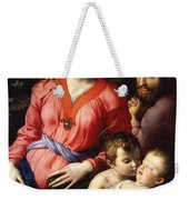 The Panciatichi Holy Family Weekender Tote Bag