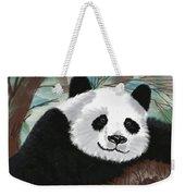 The Panda Weekender Tote Bag
