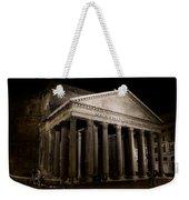 The Pantheon At Night Weekender Tote Bag