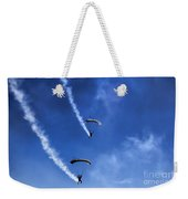 The Parachutists V5 Weekender Tote Bag