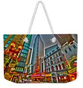 The Paramount Center And Opera House In Boston Weekender Tote Bag