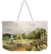 The Parterre Harewood House Near Leeds Weekender Tote Bag