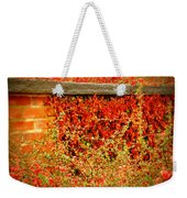 The Passion Wall Weekender Tote Bag