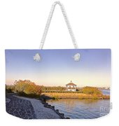 The Path That Leads To Home Weekender Tote Bag