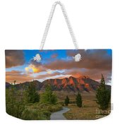 The Path To Beauty Weekender Tote Bag