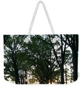 The Path To The Titanic Memorial Weekender Tote Bag