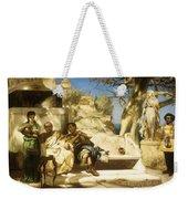 The Patrician's Siesta Weekender Tote Bag