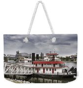 The Patriot Weekender Tote Bag