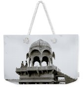 A Serene Moment Weekender Tote Bag