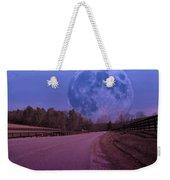 The Peace Moon  Weekender Tote Bag