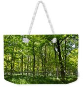 The Peaceful Forest  Weekender Tote Bag