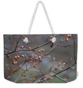 The Peaceful Fruit Of Nature Weekender Tote Bag