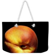 The Humble Peach Weekender Tote Bag