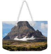 The Peak At Logans Pass Weekender Tote Bag