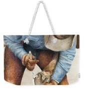 The Pedicure Weekender Tote Bag