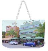 The Pelican Hotel Weekender Tote Bag