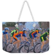 The Peloton Weekender Tote Bag