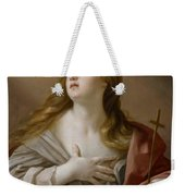 The Penitent Magdalene Weekender Tote Bag by Guido Reni