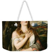 The Penitent Magdalene Weekender Tote Bag