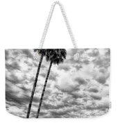 The People Are The City Palm Springs City Hall Weekender Tote Bag